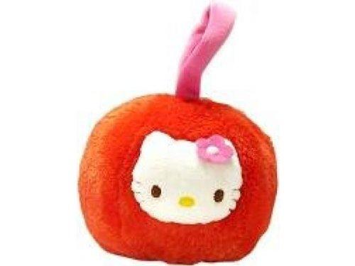Hello Kitty Bourse Porte Monnaie Peluche