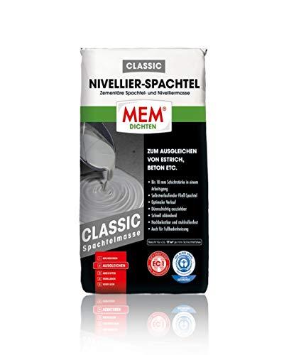 MEM Nivellier-Spachtel Classic (MEM Fließ-Spachtel), Selbstverlaufende