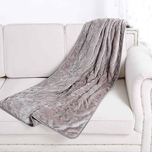 Manta eléctrica manta caliente para la rodilla manta de calentamiento multifuncional manta...