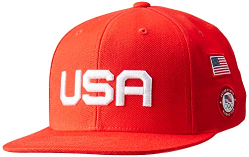 Hurley Gorra de béisbol para hombre - rojo - talla única