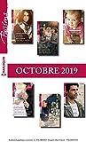 13 romans Passions (n°821 à 826 - Octobre 2019)