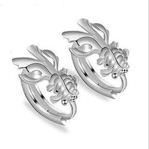 Earrings Women Studs 925 Sterling Silver Small Stud Earring Women Jewelry