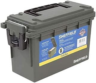 Sheffield Plastic Field Boxes
