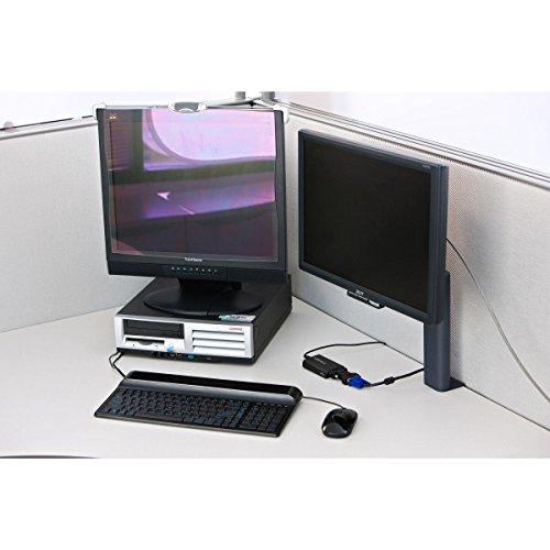 Kensington K60903US Gris soporte de mesa para pantalla plana - Soporte para televisor (Gris)