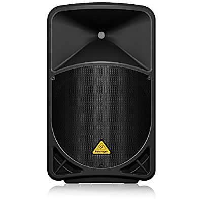 "Behringer Eurolive B115D Active 2-Way 15"" PA Speaker System with Wireless Option and Integrated Mixer from Behringer"