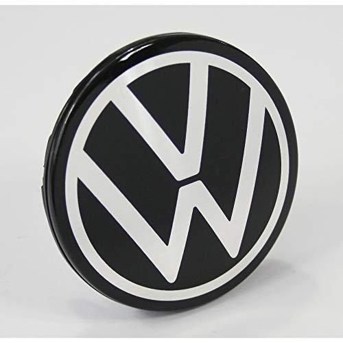 Volkswagen 1S0601171FOD Abdeckkappe (1 Stück) Radzierkappe Nabenkappe Radnabenkappe Nabendeckel