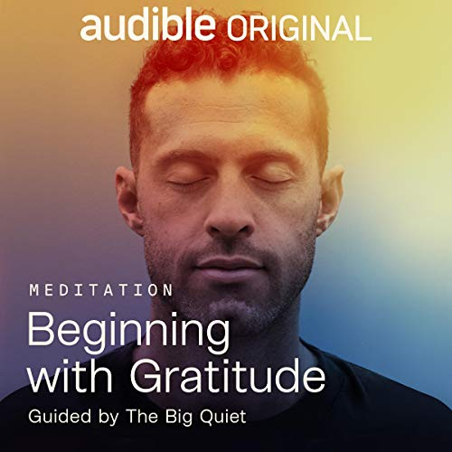 Beginning with Gratitude Audiobook By The Big Quiet cover art