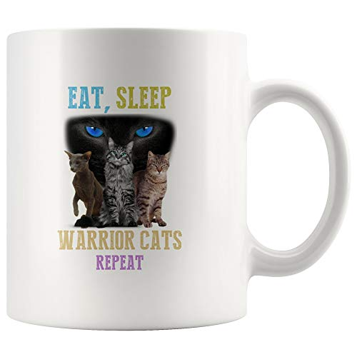 Taza de café con diseño de gatos y gatos, 325 ml, ideal para ...