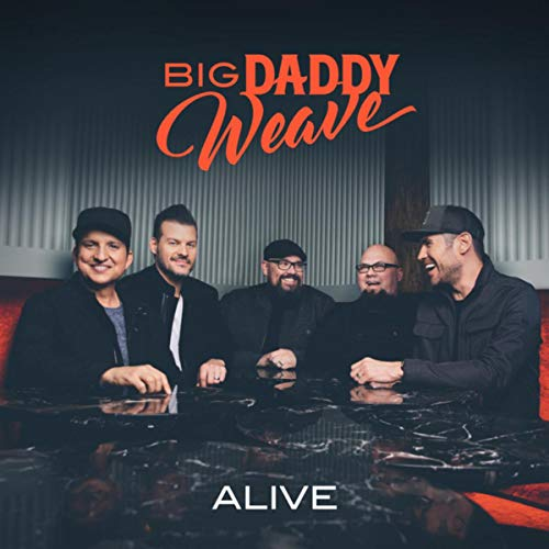 Alive Album Cover