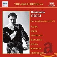 Gigli Edition Volume 6