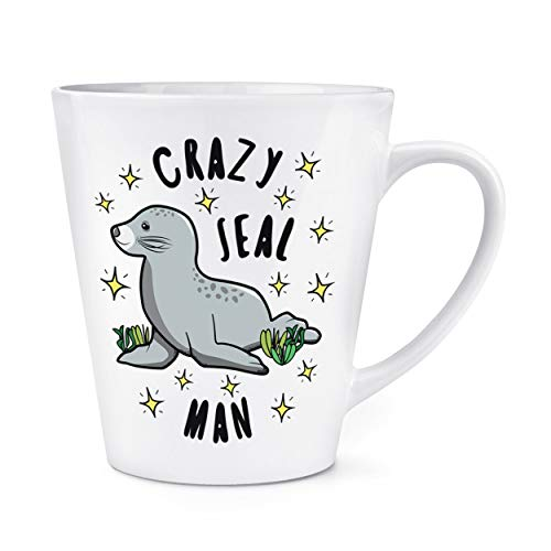 Crazy Joint Man étoiles 12oz Latte TASSE MUG