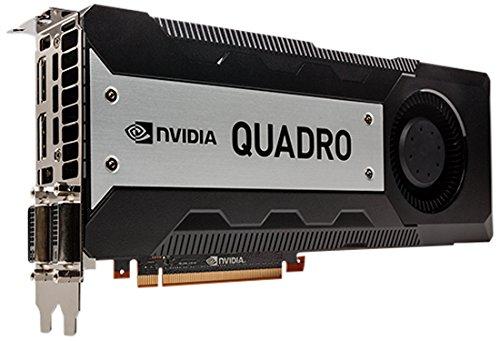 PNY VCQK6000-PB NVIDIA Quadro K6000 12GB scheda