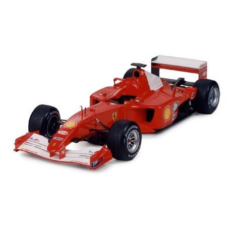 Tamiya 20052 - Ferrari F2001, Modellino in Scala 1:20