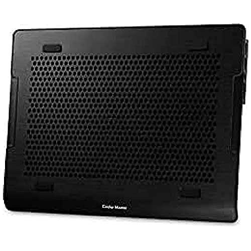 Cooler Master NotePal A200, Base di raffreddamento per Portatili fino a 17 , Nero (Black)