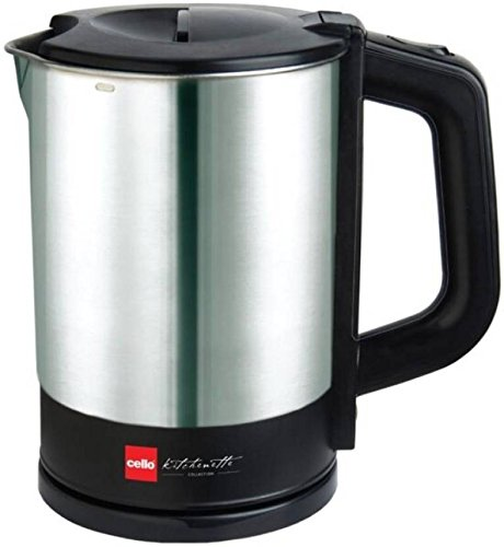 Cello Electric Kettle 1 Ltr 900, 1200W