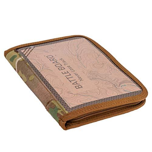 Battle Board Tactical Notebook Holder Scout (Multicam)