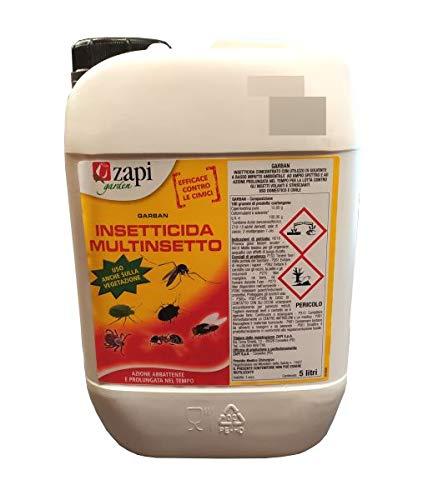 Insecticide Concentré Zapi Garban Motif \