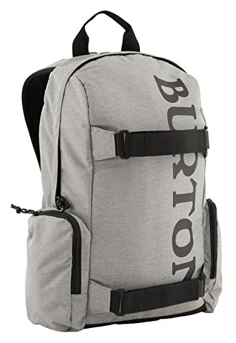 Burton Emphasis Daypack, Grey Heather, 48 x 31,5 x 15 cm