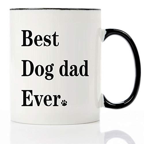 Best Dog Dad Cup