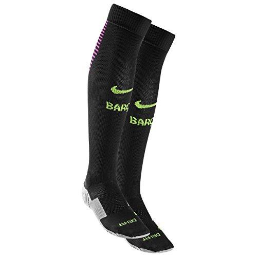 Nike FCB H/A/G Stadium Sock - Socken FC Barcelona Schwarz - S - Herren