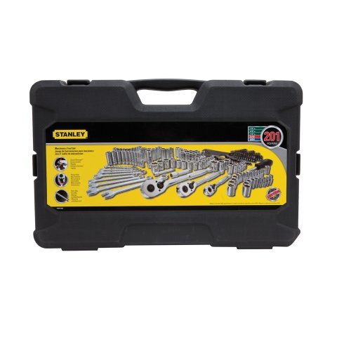 Mechanics love tool sets for birthday or Christmas gifts