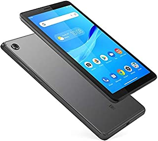 Lenovo Tab M7 (TB-7305X), 7 inch Tablet, MediaTek MT8765 Processor, 2GB RAM, 32GB Storage, WiFi+4G LTE - Voice Call, Andro...