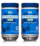 x2 Transfer Factor Plus by 4life