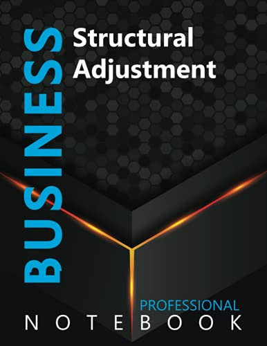 """Compare Textbook Prices for Business, Structural Adjustment Ruled Notebook, Professional notebook, Journal for Business & Economics Professional, Large 8.5"""" x 11"""" size, 108 pages, Glossy cover  ISBN 9798490801085 by Cre8tive Press"""