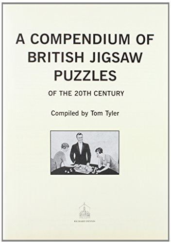 A Compendium of British Jigsaw Puzzles of the 20th Century