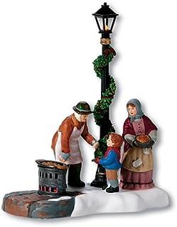 Department 56 Dickens' Village A Christmas Carol Chestnut Vendor Accessory Figurine
