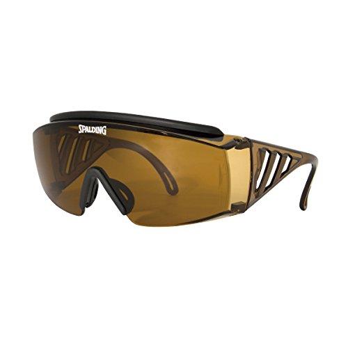 SPALDING(スポルディング) オーバーグラス メガネの上からかけるサングラス SPO-107 BR ブラウン