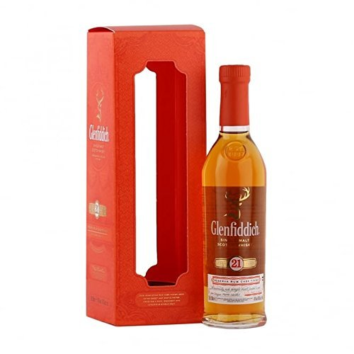 Glenfiddich 21 Year Old Scotch Whisky, 20 cl
