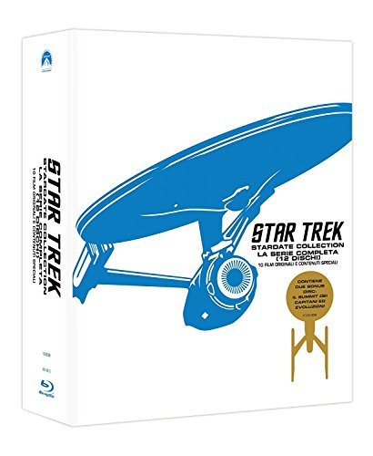 Star Trek 1,10 Collection (Box 12 Br)