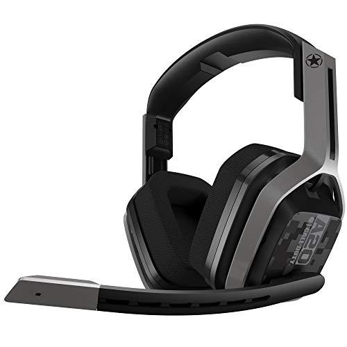 ASTRO Gaming A20 Call Of Duty Edition Headset (kabellos, kompatibel mit Xbox One, PC, Mac) silber/schwarz (Generalüberholt)
