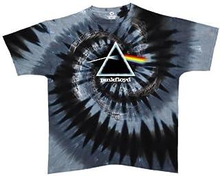 Liquid Blue Mens 11843-Tie Dye-XX-Large Prism Paint T-Shirt Short Sleeve T-Shirt