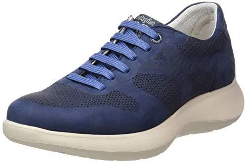 Callaghan Walker CRO, Zapatos de Cordones Derby para Hombre, Azul (Nautica 2), 40 EU