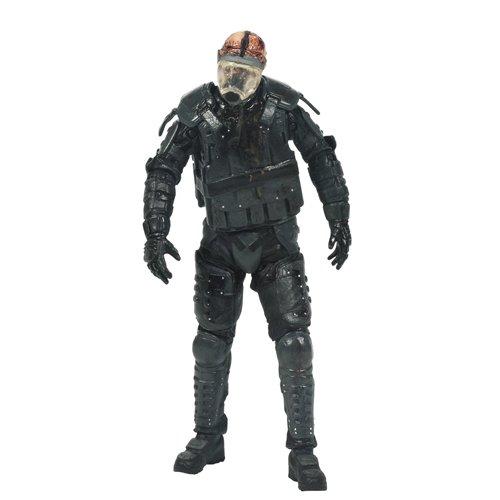 Walking Dead Tv Series 4 Gas Mask Zombie