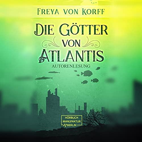 Die Götter von Atlantis Titelbild