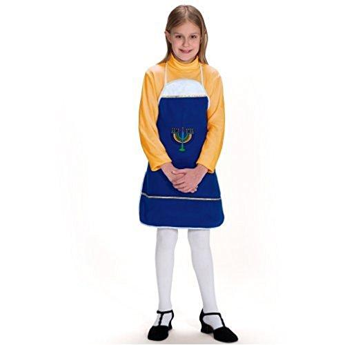 Hanukkah Apron Child 4û12
