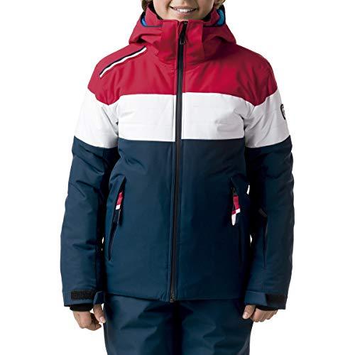 Rossignol Padded Chaqueta esquí, Niños, Carmin, 12 años