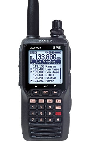 Best Aviation Handheld Radio Yaesu