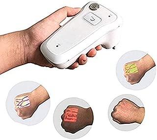 IInfrared Vein Finder, Portable Transilluminator Vein Locator Viewer, Illumination Visualization Lights for Nurses, Imaging of Veins for IV Phlebotomy (Hand-Held)