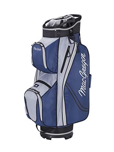 "MacGregor Golf MACBAG137 Response ZT LITE 10\"" Inch Golf Club Cart Bag, Royal Blue"