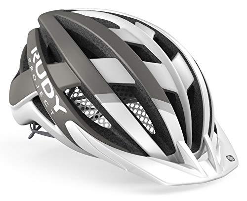 Rudy Project Venger MTB Helm White/Grey Matte Kopfumfang M | 55-59cm 2021 Fahrradhelm