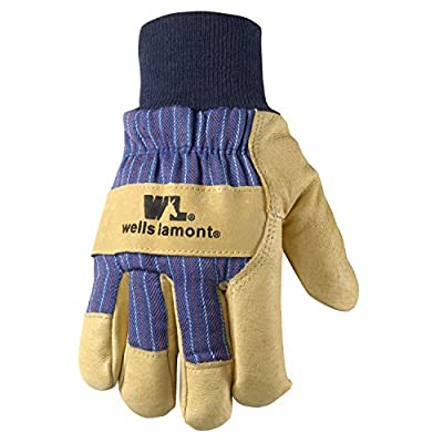 Wells Lamont 5127XS Insulated Grain Pigskin Leather Palm Work Gloves