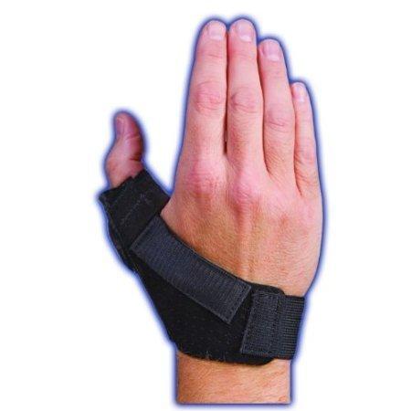 Med Spec Tee Pee Thumb Protector, Black - Medium