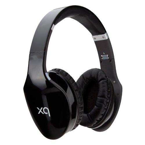 Xqisit LZ380 Bluetooth-Kopfhörer schwarz