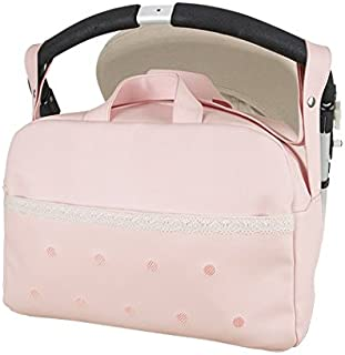 Amazon.es: bolsos para carritos de bebe rosa