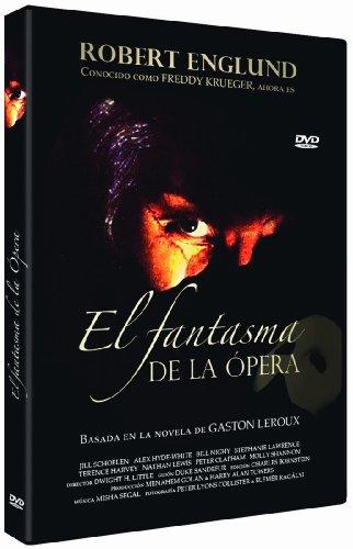 El Fantasma de la Ópera [DVD]
