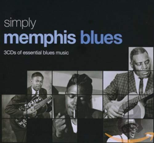 Simply Memphis Blues (3cd Tin)